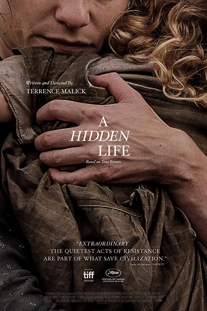 A Hidden Life 2020 Hindi ORG Dual Audio 720p BluRay ESubs 1.5GB Download