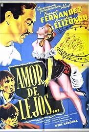 Amor de lejos Poster