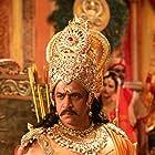 Arjun Sarja in Kurukshetra (2019)
