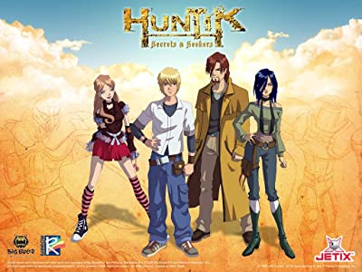 3gp movie hd download Doorway to Huntik [640x352]