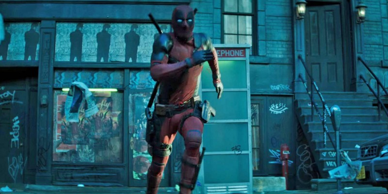 Ryan Reynolds in Deadpool: No Good Deed (2017)