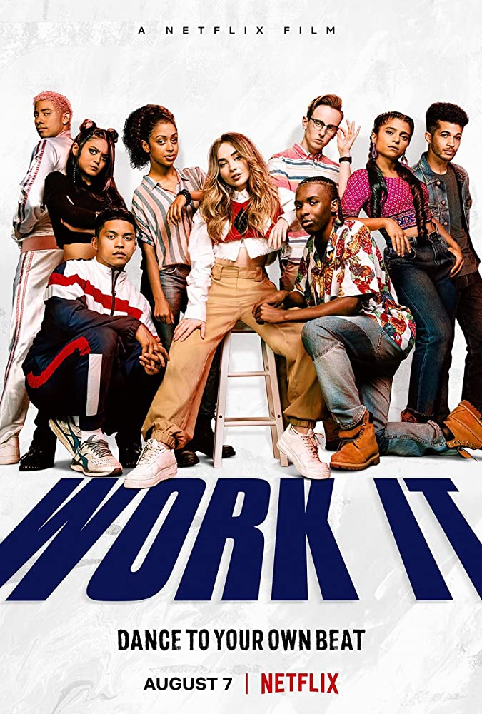 Work It (2020) English 720p HDRip Esubs DL