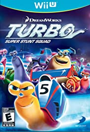 Turbo: Super Stunt Squad Poster