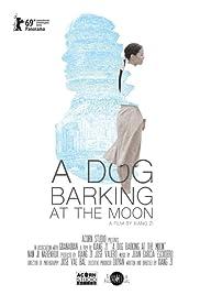 A Dog Barking at the Moon Poster