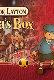 Professor Layton and the Diabolical Box Poster