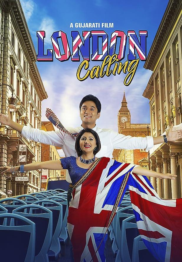 London Calling (2020) Gujarati AMZN WEB-DL x264 AAC Esub