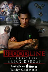 Primary photo for Blood Line: The Life and Times of Brian Deegan