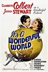 Which movie to watch It's a Wonderful World H.C. Potter [2048x2048]