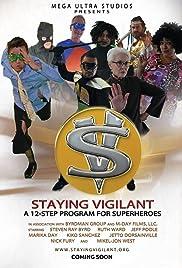 Staying Vigilant Poster