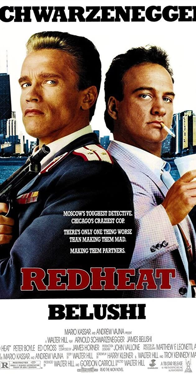 Subtitle of Red Heat