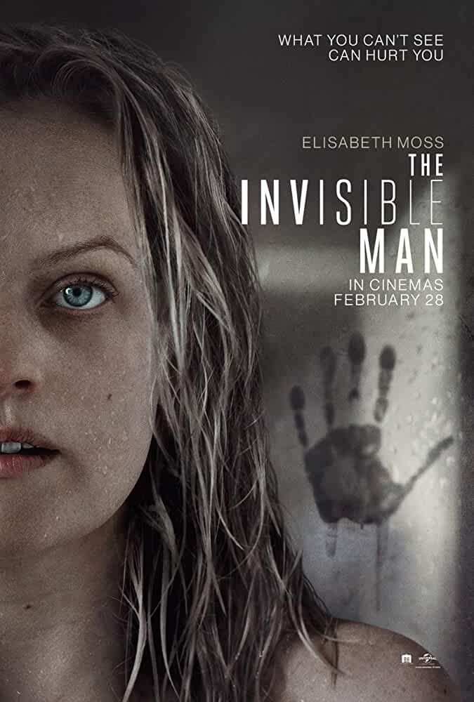 The Invisible Man (2020) in Hindi