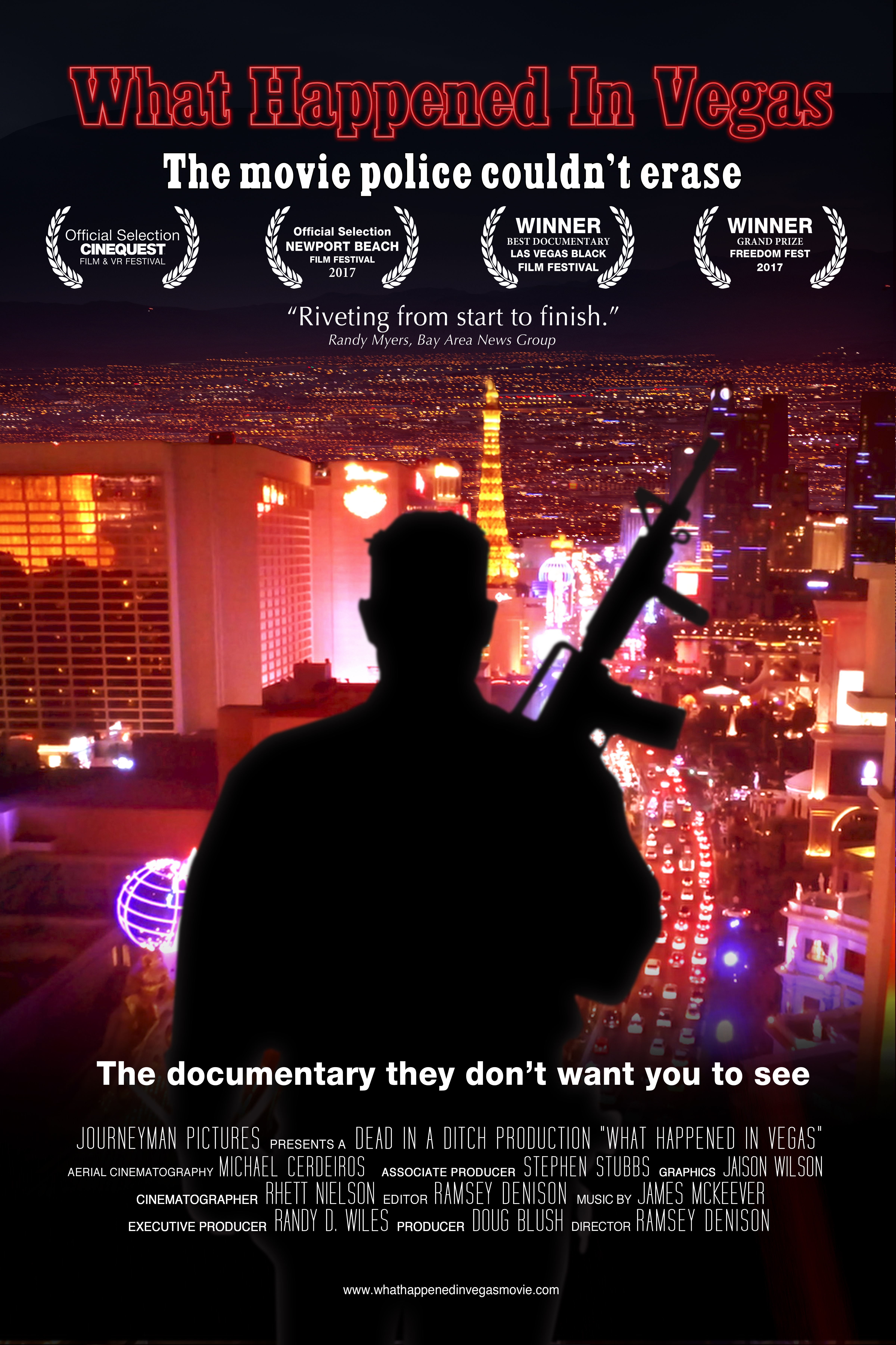 What Happened in Vegas (2017) WEBRip 480p & 1080p