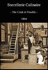 Georges Méliès in Sorcellerie culinaire (1904)