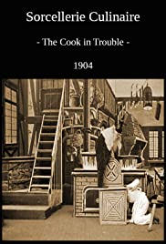 The Cook in Trouble Poster