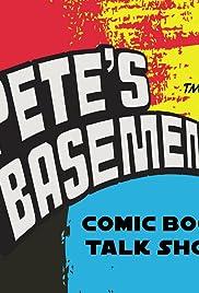 Pete's Basement Poster
