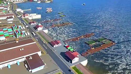 Cities: Skylines: Sunset Harbor Release Trailer