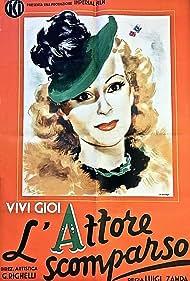 L'attore scomparso (1941)