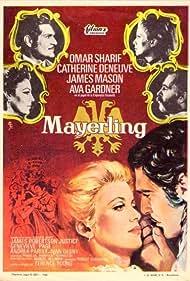 James Mason, Catherine Deneuve, Ava Gardner, and Omar Sharif in Mayerling (1968)
