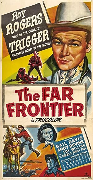 Where to stream The Far Frontier