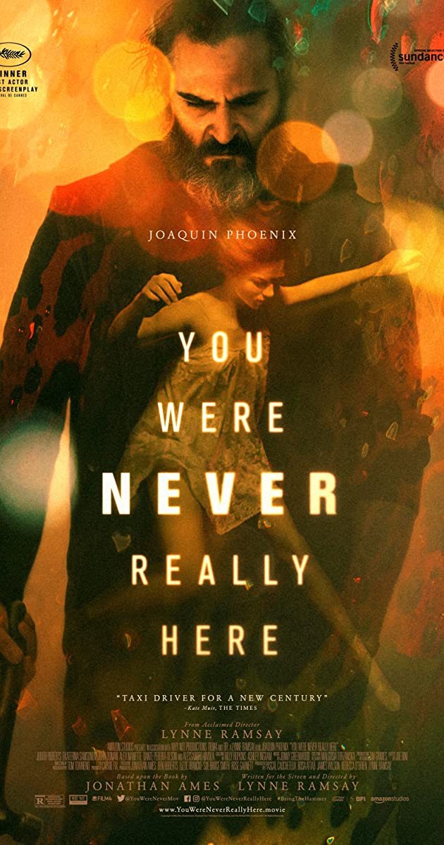 Subtitle of You Were Never Really Here