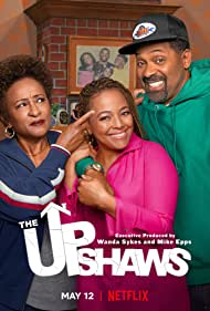Kim Fields, Mike Epps, and Wanda Sykes in The Upshaws (2021)