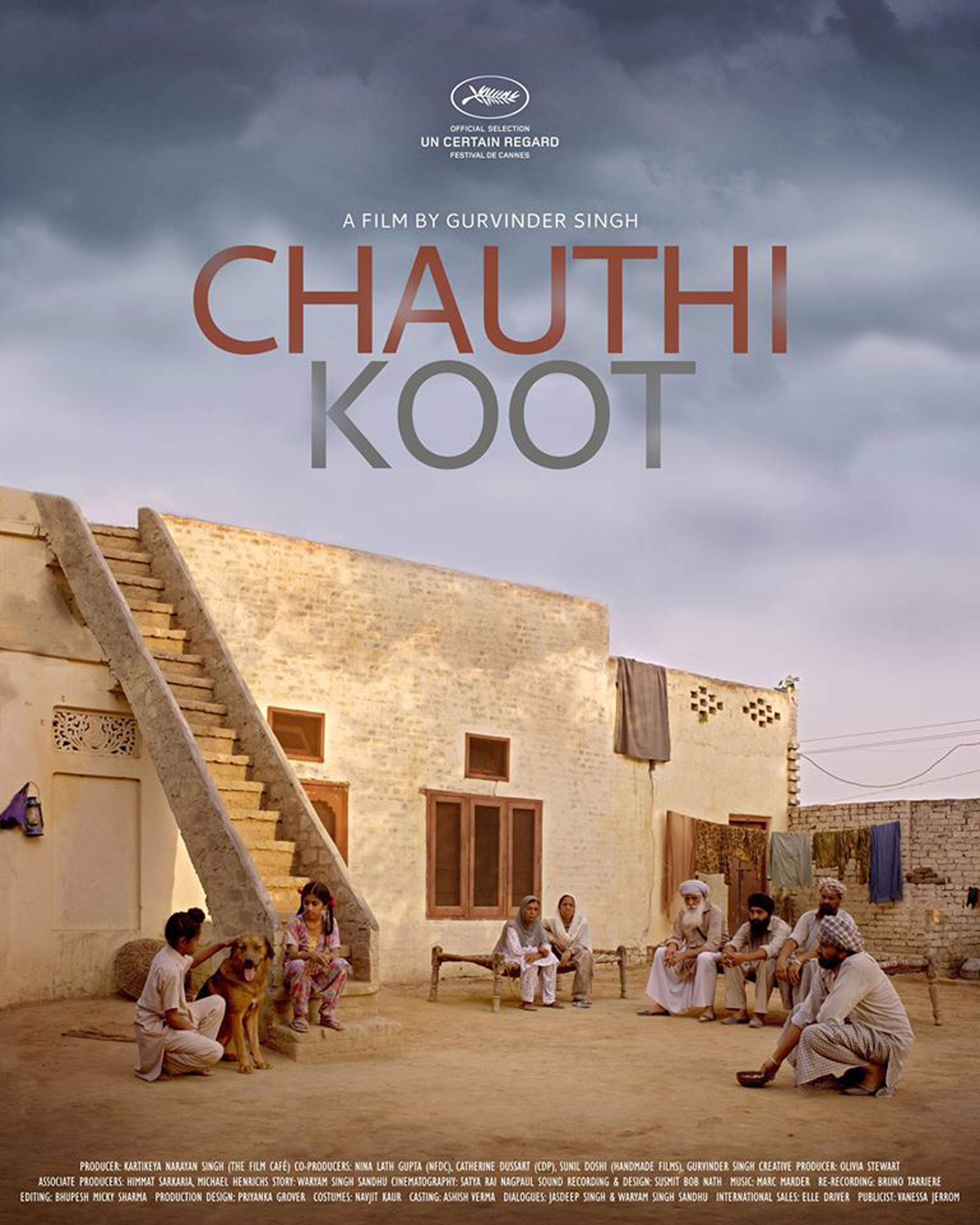 Chauthi Koot (2015) Punjabi 720p NF HDRip 1.1GB ESubs Free Download