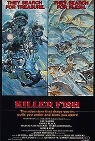 Killer Fish (1979) Poster - Movie Forum, Cast, Reviews