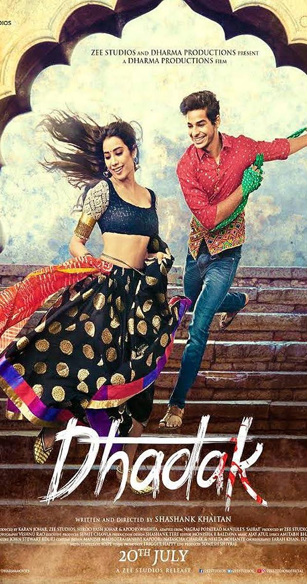 dhadak full movie hd download filmyzilla