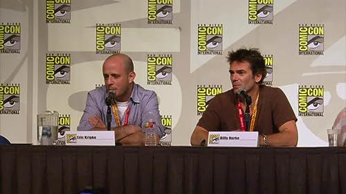 Revolution: Comic Con 2012 Panel