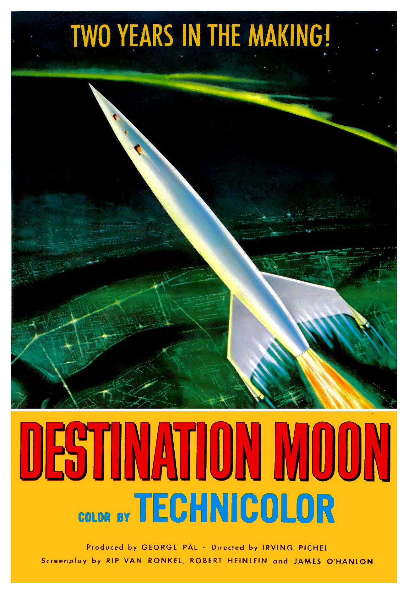 0721f4112afb1 Destination Moon (1950) - IMDb