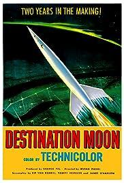 Destination Moon(1950) Poster - Movie Forum, Cast, Reviews