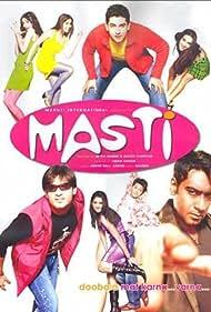 Masti (2004) Poster - Movie Forum, Cast, Reviews