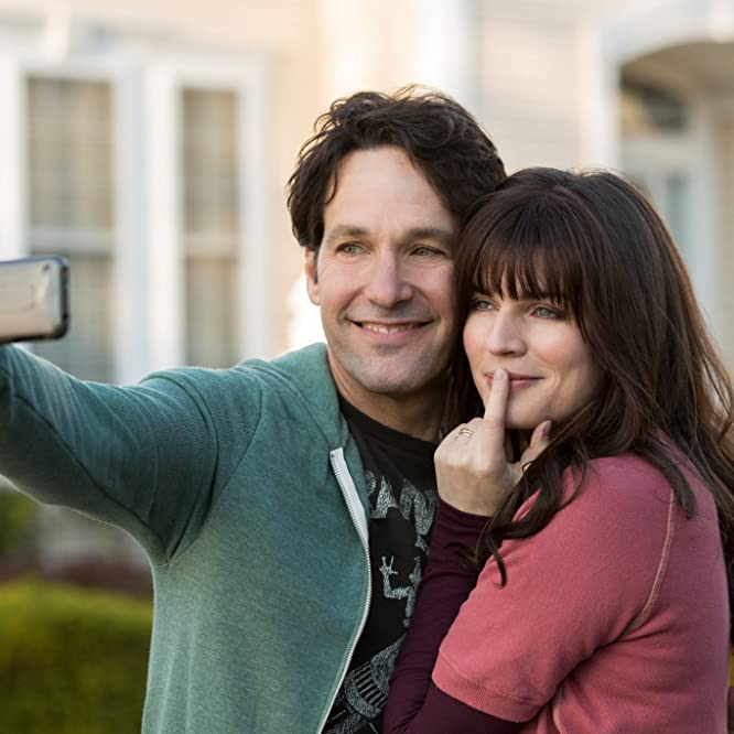 Paul Rudd and Aisling Bea in Living with Yourself (2019)