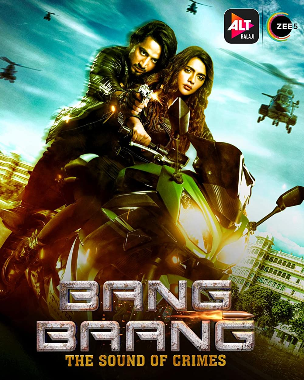 Bang Baang 2021 S01 Hindi ALTBalaji Original Web Series Official Trailer 1080p HDRip Free Download
