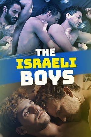 The Israeli Boys film Poster