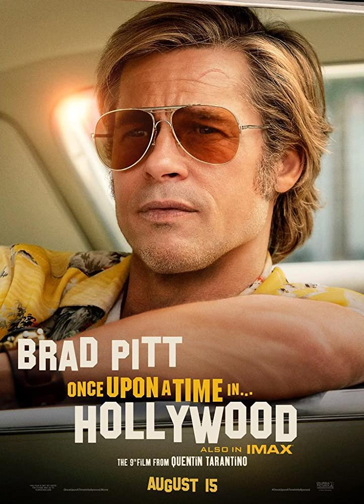Brad Pitt in Once Upon a Time... in Hollywood (2019)