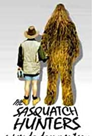 The Sasquatch Hunters Poster