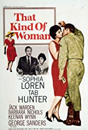 That Kind of Woman (1959) Poster - Movie Forum, Cast, Reviews