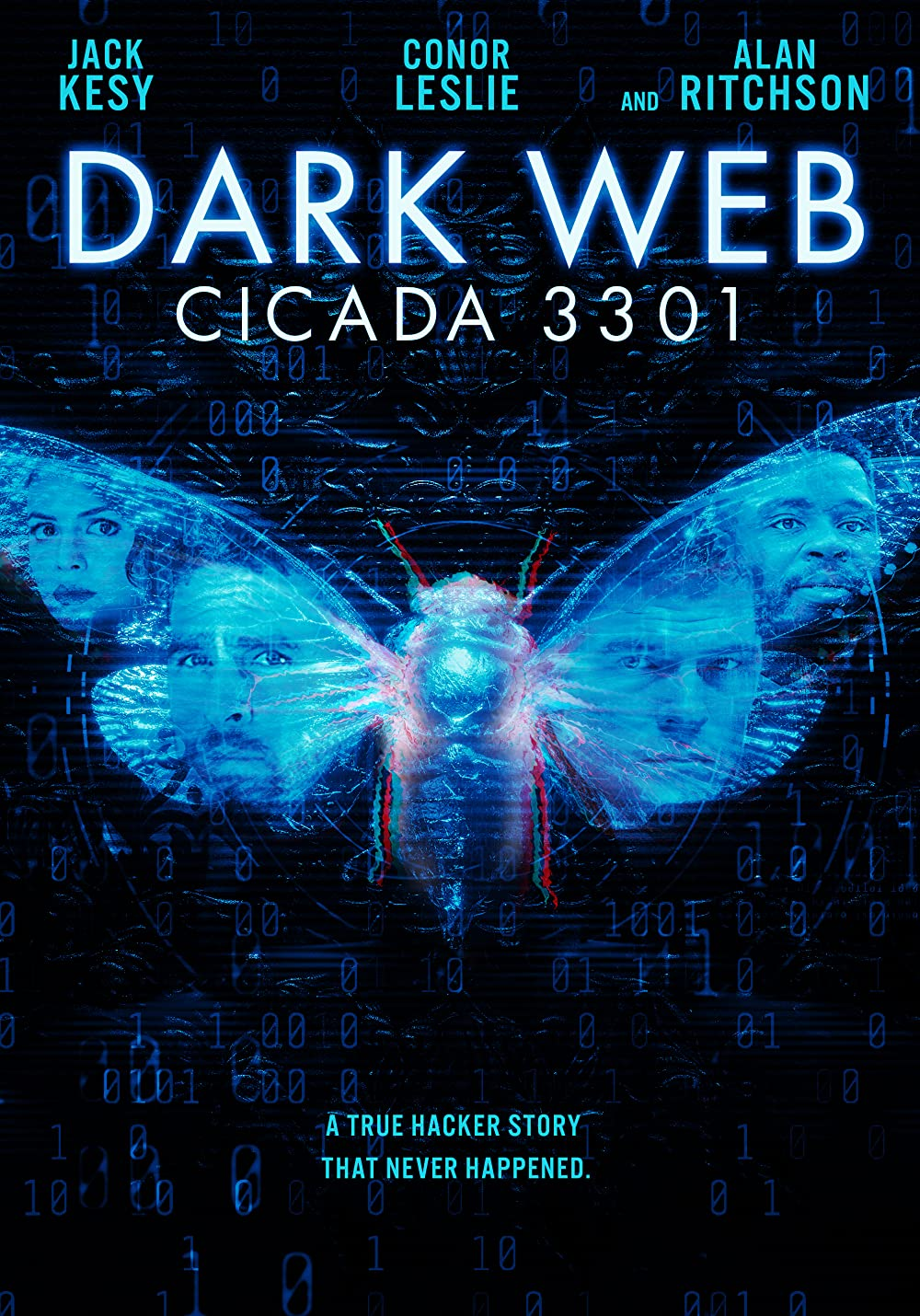 Dark Web: Cicada 3301 2021 English 720p BluRay 800MB