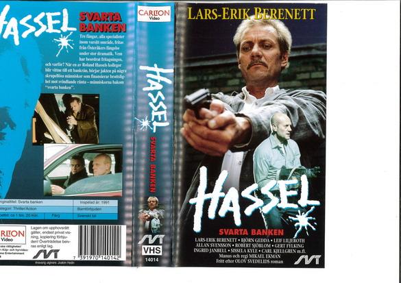 Hassel - Svarta banken (1992)