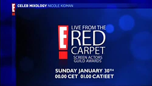 E! Live From The Red Carpet: Celeb Mixology Ep1