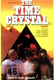 The Time Crystal Poster