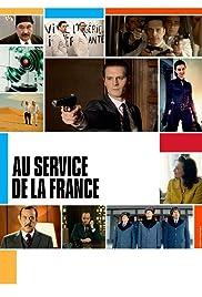 Au service de la France Poster