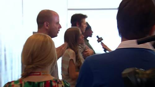 Revolution: Comic Con 2012 Press Room
