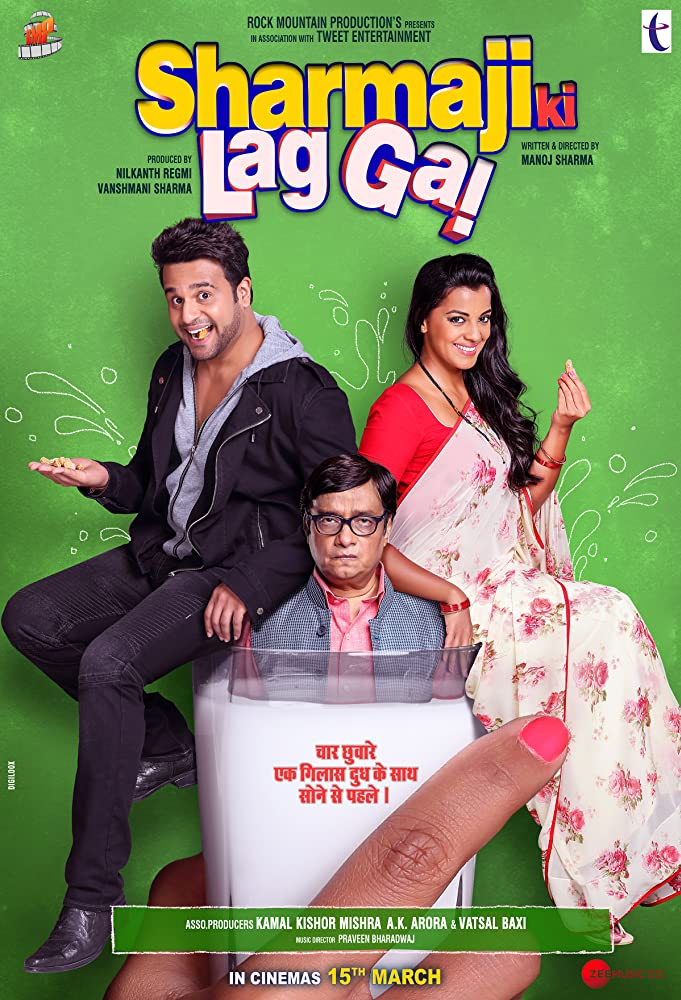Sharmaji Ki Lag Gai (2019) ORG 720p WEB HD – AVC