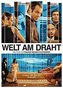 Welt am Draht Rainer Werner Fassbinder