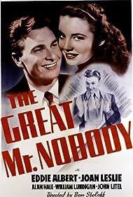 Eddie Albert and Joan Leslie in The Great Mr. Nobody (1941)