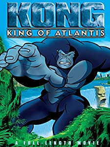 Action movie clips download Kong: King of Atlantis by [h264]