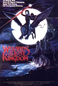 Wizards of the Lost Kingdom (1985)