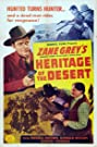 Heritage of the Desert (1939) Poster